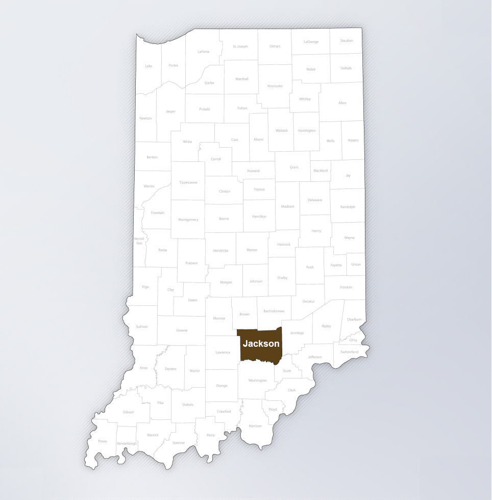 indiana operations counties